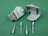 A&E 930041 Dometic RV Awning Travel Latch 2 Pack Cam Lock