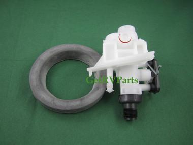 Genuine thetford rv toilet 31705 water valve fits aqua magic iv sciox Images