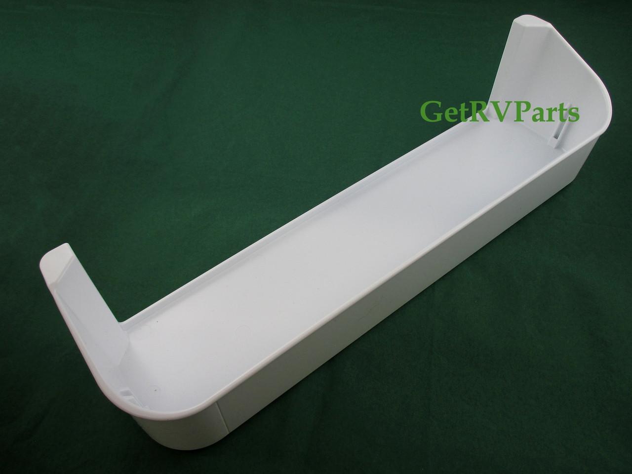 Dometic | 2932575018 | RV Refrigerator Door Shelf 17 3/4 Wide X 4 3/4 Deep & Dometic | 2932575018 | RV Refrigerator Door Shelf 17 3/4 Wide X 4 3 ...