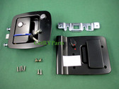 RV Entry Door Lock 013-257 Replaced L300 Barman L-300 Black