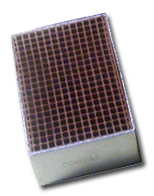"""16 Cell  3.6"""" x 5.5"""" x 2"""" Canned Catalytic Combustor (CC-508)"""