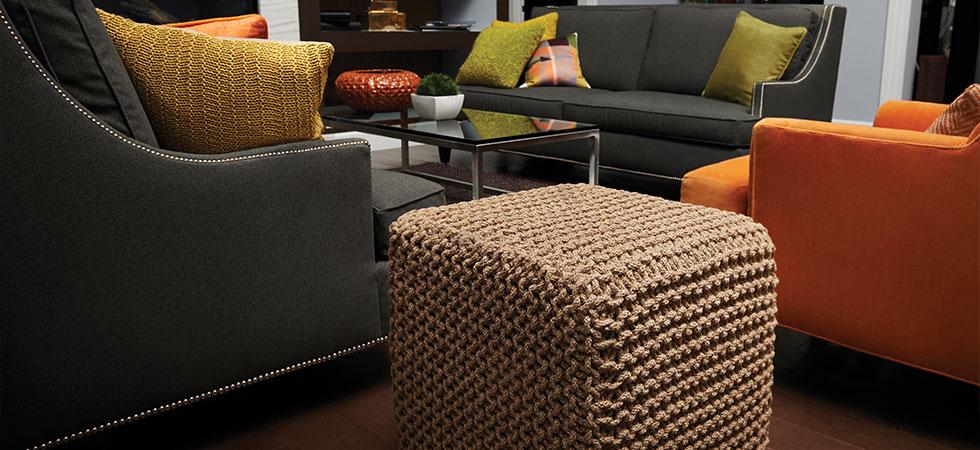 Floor Coverings, Rugs, Mats, Chairmats, Poufs...