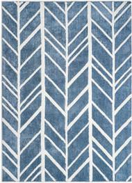 Alder Blue Rug - 4' x 6'
