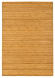 "Bamboo Roll-Up Chairmat, 72"" x 48"", no lip - Natural"