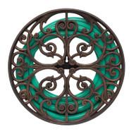 Whitehall Perrault Hose Holder - Oiled-Rubbed Bronze - Aluminum