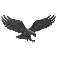"Whitehall 29""  Wall Eagle - Black - Aluminum"