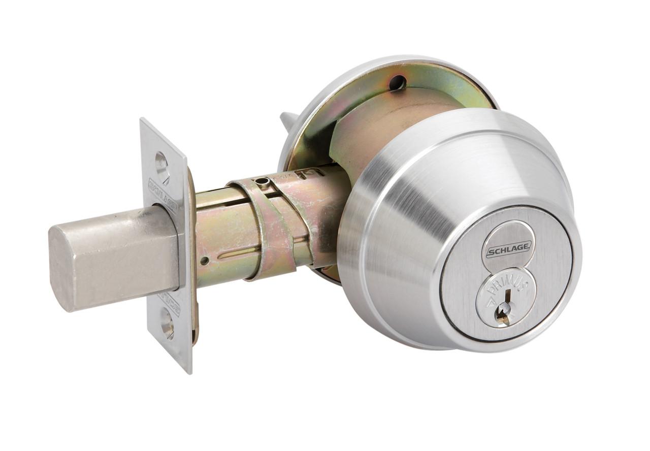 schlage locks. Schlage B700 Series Grade 1 Deadbolt Lock Primus Controlled Access Cylinder Locks N