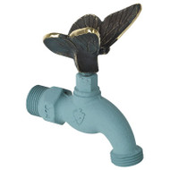 Whitehall Butterfly Faucet Verdigris