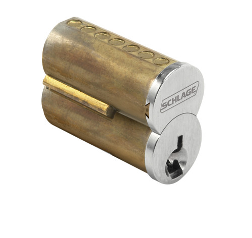 Schlage Small Format Interchangeable Core Restricted 80