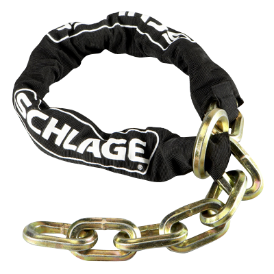 Schlage Flex Security Cinch Ring Security Chains 3' 3""