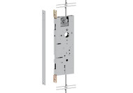 Schlage Multipoint LM9200 Series 2 Point Lock Non Firerated Wood Doors - M Collection Lever