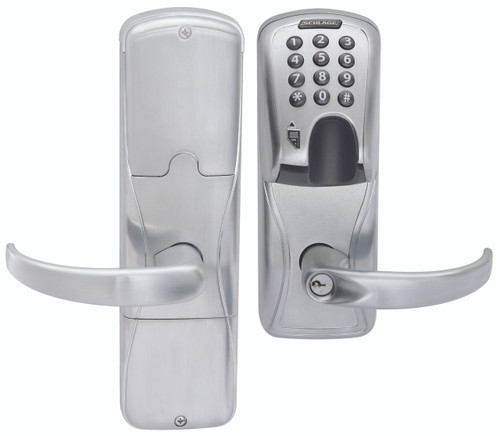 schlage electronic locks. Schlage Electronic CO 250 Series Rights On Card Standalone Offline Mortise Locks P