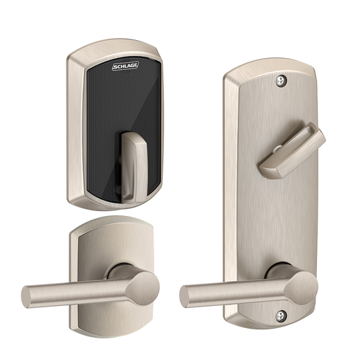 Schlage Control Multi Family Smart Interconnected Grade 2