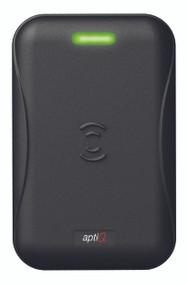 Schlage, aptiQ™, XceedID™ Reader Covers Single Gang for MT15 Reader – Black  23846587