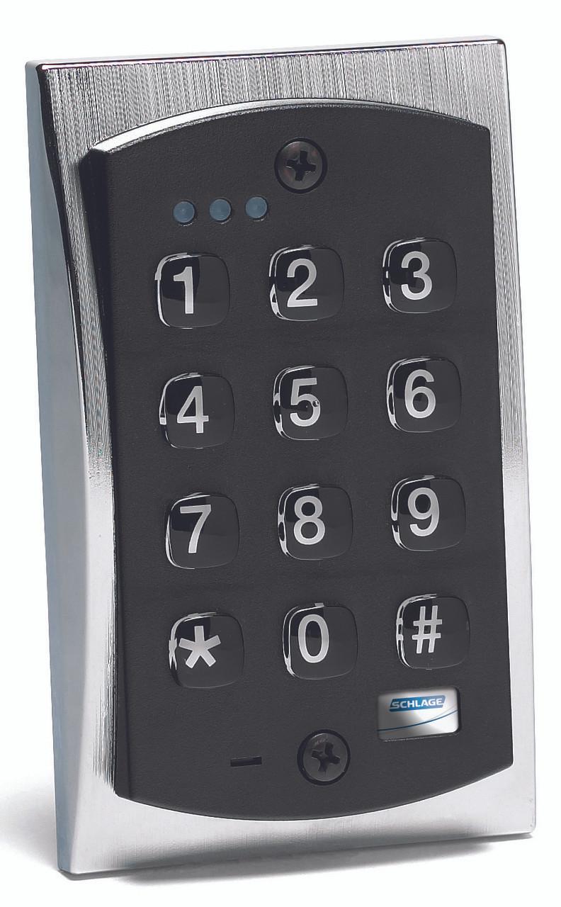 Schlage Kp2000e Backlit Access Control Offline Keypads