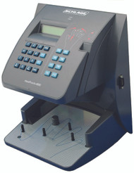 Schlage Handpunch BioMetric Terminals F Series HandPunch 4000 for use with handheld scanner, memory for 530 users Includes handheld scanner