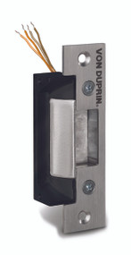 "Von Duprin Electric Strikes 4200 Series for cylindrical and deadlatch locks 1/2""-3/4"" Throw, Shallow 1-3/8"" Backbox Depth - 4211"