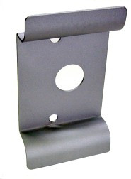 Taco Pull Plate with Cylinder Hole