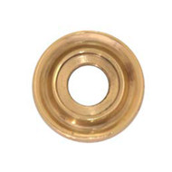 "BRASS Accents Traditional Rose - 1-3/4"" (Pair) (D07-C0303)"