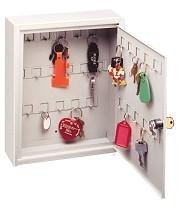 28 Hook Key Cabinet