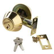 BRASS Accents Deadbolt (D09-D1510)