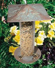 Whitehall Tube Bird Hanging Feeders Aluminum (30409)