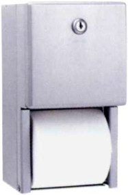 Bobrick Multi-Roll Toilet Tissue Dispenser