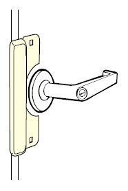Latch Protector for Electric Strike