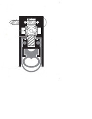 Automatic Door Bottom - 367A