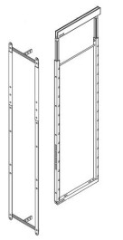 Pull Out Pantry Frame