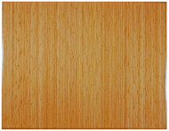 Natural - Bamboo Tri-Fold 12mm Chairmat, 47 x 60, no lip