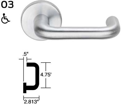 Schlage Mortise Bathroom Lock L9010 03a 613 Schlage L
