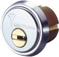 MUL-T-LOCK Mortise Cylinder