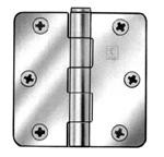 Residential Hinges 3 1/2 inch