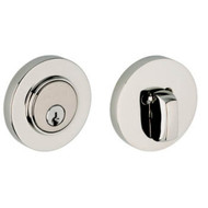 Contemporary Tubular Deadbolt