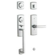 Baldwin Two-Point Lock Handleset