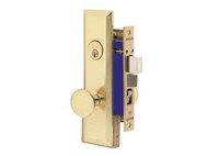 Mortise Lockset - 114A