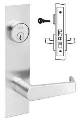 Yale Mortise Office Lever Lock