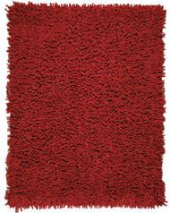 Crimson Silky Shag