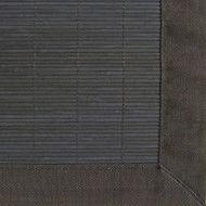 Villager Ebony Bamboo Rug