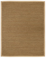 Saddleback Seagrass Rug