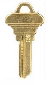 Schlage Keyway 6 Pin Key Blanks