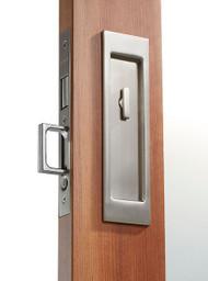 baldwin large santa monica privacy pocket door pd005