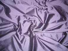 Grey Purple 100% Authentic Silk Fabric