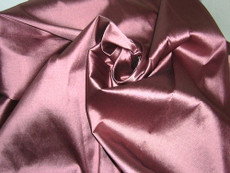 Dusty Rose 100% Authentic Silk Fabric