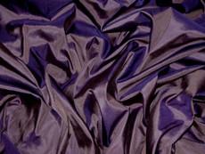 Eggplant 100% Authentic Silk Fabric