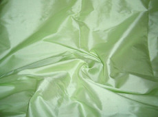 Light Green 100% Authentic Silk Fabric
