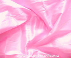 Lady Pink 100% Authentic Silk Fabric