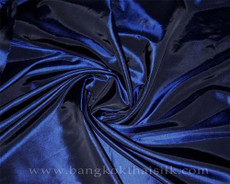 "Midnight Blue Taffeta 60""W Fabric"