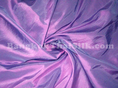 "Lavender (shot blue) Taffeta 60""W Fabric"
